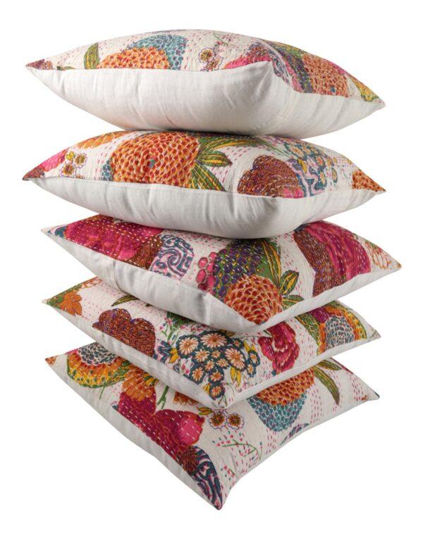 white-fruitkanthapillow-kusumhandicrafts-wholesalekanthacushion-khushvin