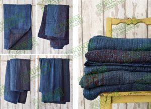kusumhandicrafts-indigo-kantha-quilt-wholesale-khushvin.
