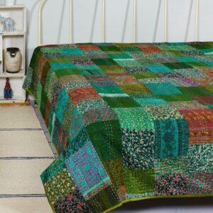 wholesale-patchwork-kantha-quilt-kusumhandicrafts (10)