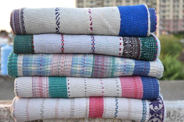 vintagekanthaquilt-kusumhandicrafts-kantha-bedcover