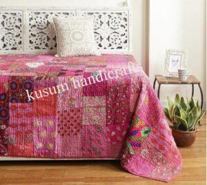 Wholesalekanthaquilt-kusumhandicraft-502