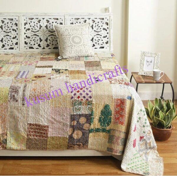 Wholesalekanthaquilt-kusumhandicraft-503