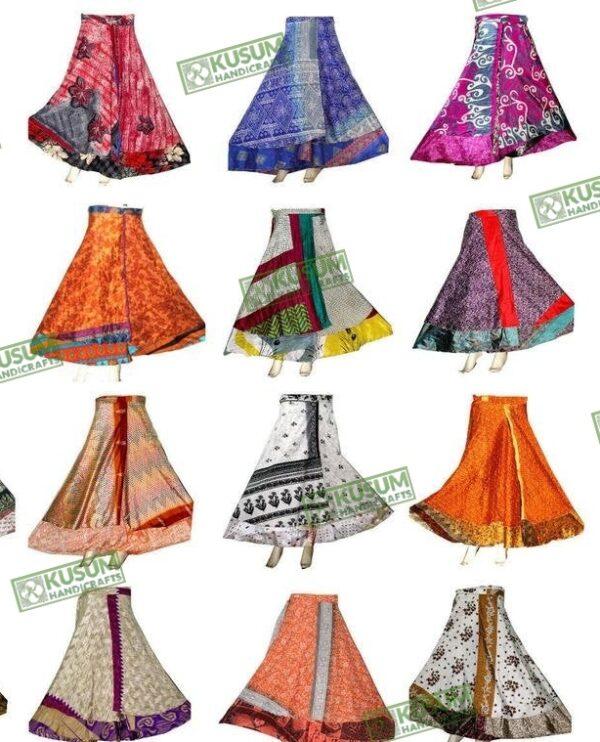 wholesale-silk-wrap-skirt-kusumhandicrafts-vintageskirt