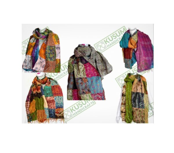 vintagesilkkanthascarves-kusumhandicrafts-vintagesilkstole--reversible-kantha