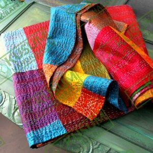 kusumhandicrafts-patola-silkkantha-patchworkquilt-manufacturer