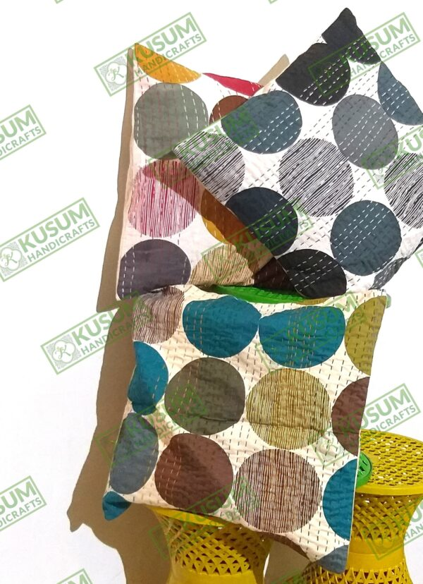 polkadotkanthapillow-polka-dot-kantha-cushion-kusumhandicrafts-khushvin