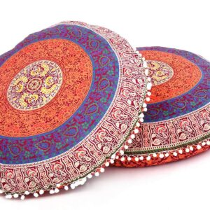 wholesale-mandala-floor-pillow-kusumhandicrafts-mandala manufacturer