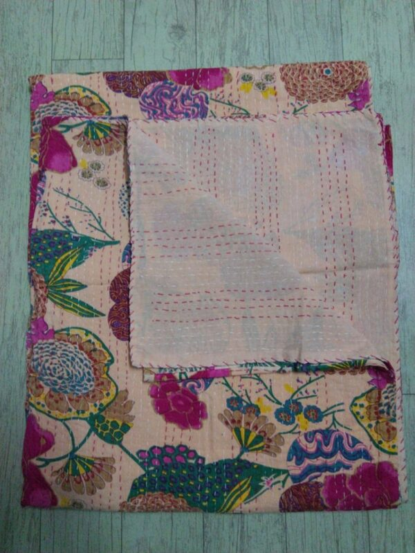 fruitprintbedcover-kusumhandicrafts-quilt