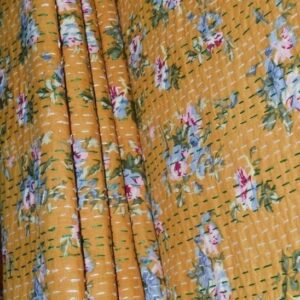 paradise-kantha-bedspread-kusumhandicrafts-bedcover