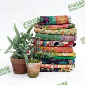 vintagekanthaquilt-kusumhandicrafts-vintage-kantha-throw